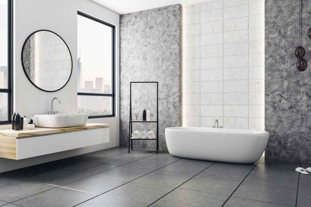 Bathrooms »